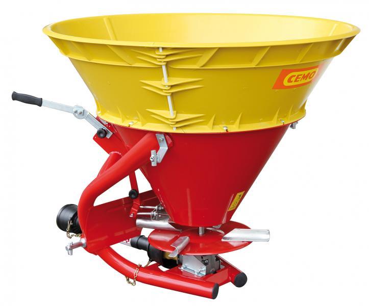 Anbaustreuer 260 Liter