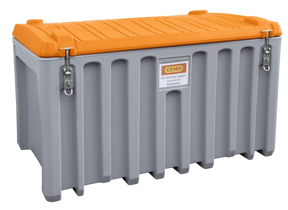 CEMbox 400l grau-orange 10334neu