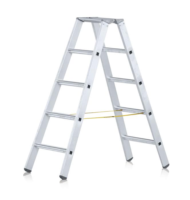 Stufen-Stehleiter-beidseitig 41585